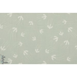 Popeline Oiseaux Jardin anglais JARD1270 - Dashwood