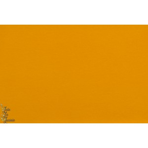 Summersweat Moutarde Senf Lillestof sweat bio jaune
