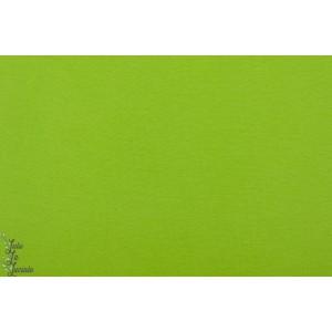 Bord côte Bio Tube lime, glatt/smooth vert Lillestoff