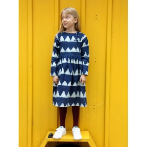 Patron Ikatee ELONA Duo Blouse robe 3-12 ans jersey jolies bobines duo fille enfant