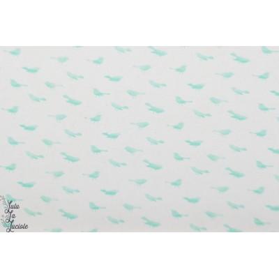 Sweat Bio Paper Pigeon bird pastel graphique enfant maisson victor oiseau