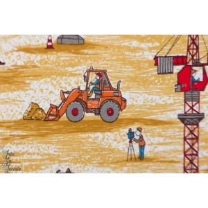 jersey Bio Baustellenfahrzeuge - Chantier -  SUSAlabim Lillestoff