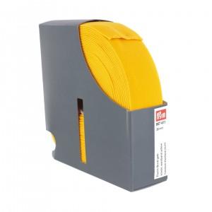 Ceinture élastique 38mm jaune prym