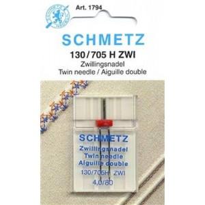 Aiguille Double univ Schmetz 90 -4m