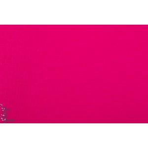 jacquard bio uni Pink Lillestoff