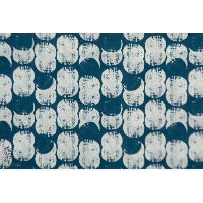 Batiste CACAHUETTES bleu madame casse bonbon graphique design moderne