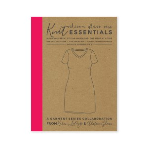Knit Essentials  Pattern - Anglais Alison Glass
