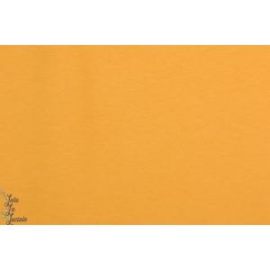 Sweat uni French terry ochre Argileus jaune see you at six soft cactus