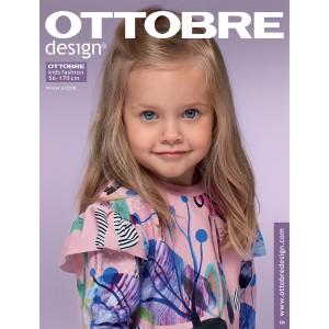 Magazine Ottobre Design kids 6/2018 en français