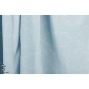 Eponge Bio EVa mouton Nuage pilou pilou  elastique bleu