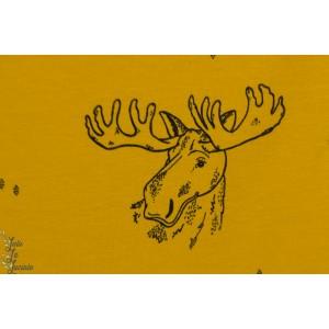 Jersey Bio Bloome Funny Moose Ochre