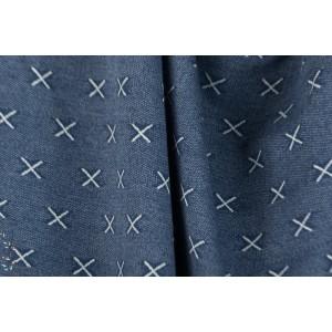 Fantasy knitter croix bleu Stenzo