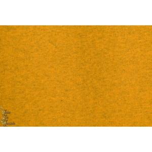 Kuschelsweat bio moutarde, caramel  chinée, sweat épais, chaud , doux, melotonné Lillestoff