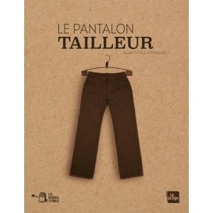 Livre les  basiques :Le pantalon tailleur Émilie Pouillot-Ferrand