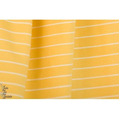 jersey Rayé AGF Sun from Striped jaune