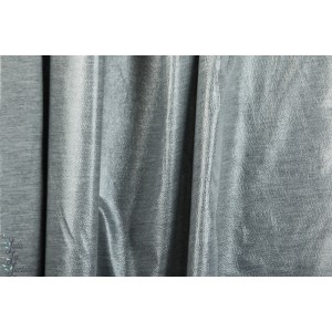 Tissu Imperméable gris Lillestoff