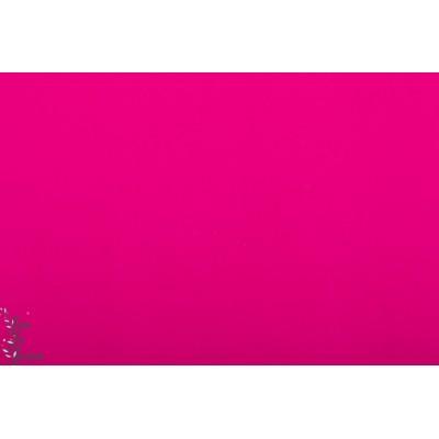 Popeline Unie Hilco Fushia rose