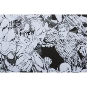 Jersey impirmé Autour de Superman comics dc marvel garçon super héros