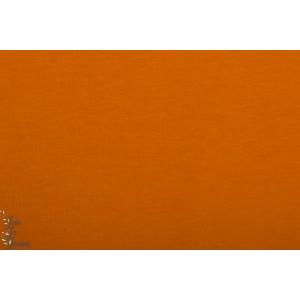 Summersweat, zimtorange bio Lillestoff orange bio uni
