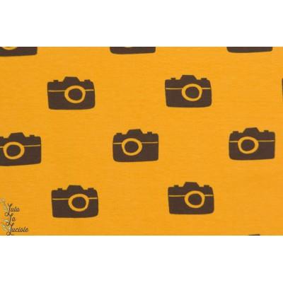 Sweat About Blue Snapshot camero photo jaune graphique