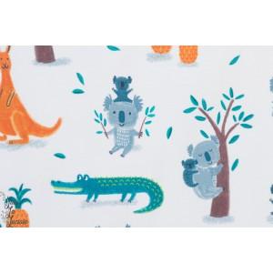 jersey bio Koalas and Crocodiles lillestoff
