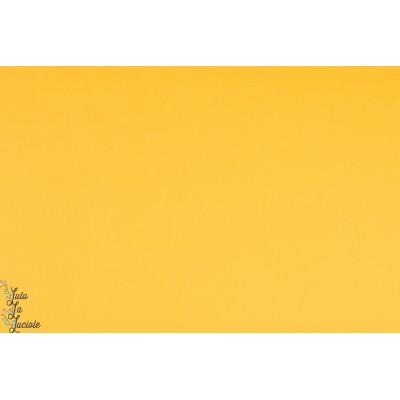 Popeline Unie Hilco Jaune coton