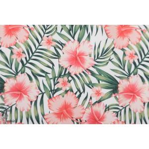 ycra Maillot de bain hawai Tygdrommar fleur ile paradis mode femme mer été soleil