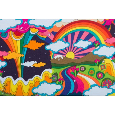 jersey bio Woodstock By Ernest graphique couleur