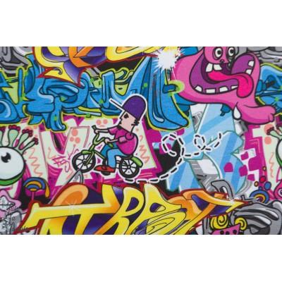 Jersey bio grafitti Cycled ôga By ernest graphiti, graphe roller ado