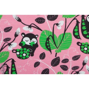 jersey Bio Paapii Peas rose green petit pois enfant
