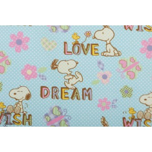 Jersey bio Peanuts Snoopy Love dream bd chien