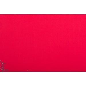Popeline Unie AGF Flamingo rose