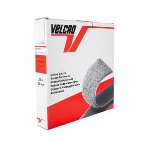 Ruban Velcro 20mm Blanc au mètre