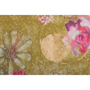 Viscose Blumenmagie Lillestoff