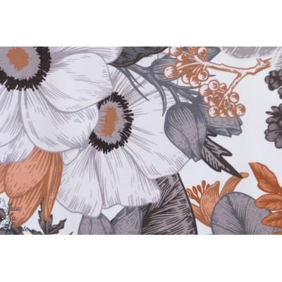 Jersey Bio Anemon Guld by ernest fleur marron automne