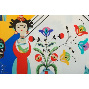 Popeline Alexander Henry Frida   Carita