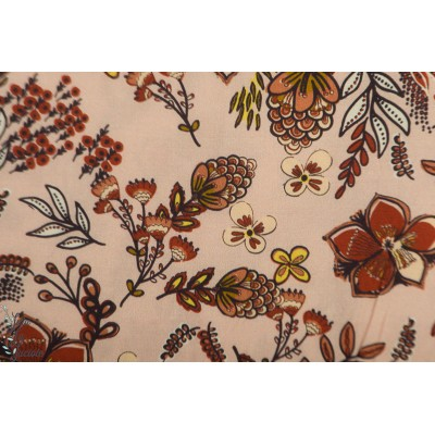 viscose vita blouse mode femme vintage automne bel etoile