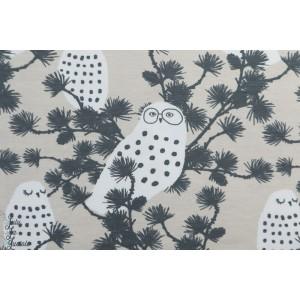 Jersey Bio Paapii Snowy  Owl Sand Dark grey