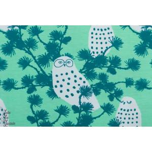 Jersey Bio Paapii Snowy  Owl Mint - Petrol