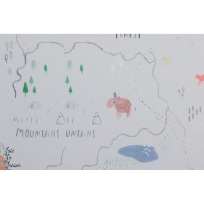 Softshell MISTY MOUNTAINS Katia