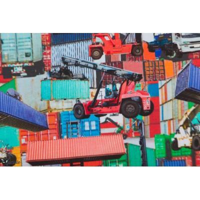 Jersey bio container Lastare by ernest camion garçon graphique