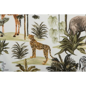 Jersey bio Savannah  tygdrommar animaux jungle