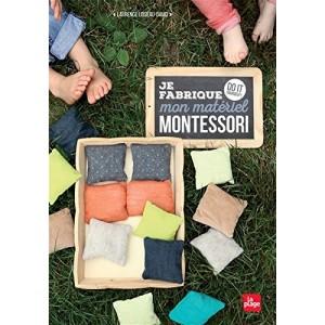Livre patron couture Je fabrique mon materiel Montessori – DIY Laurence Loiseau-David