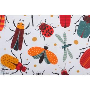 Jersey Bio Bugs blanc by Ernest