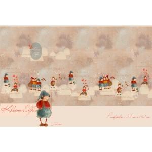Panneau sweat Kleine Elfe Lillestoff Tante Gisi