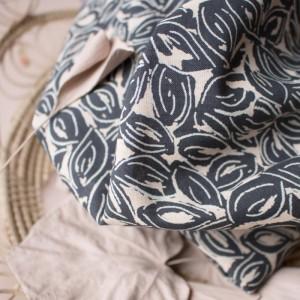 Simple Gaze  de coton Petal Night Atelier Brunette