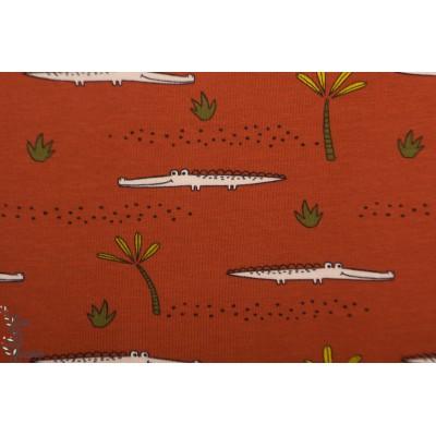 Jersey Bio crocodile