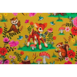 jersey bio Fiona Hewitt digital Bambi and friends