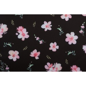 Softshell digital cherry Blossom noir