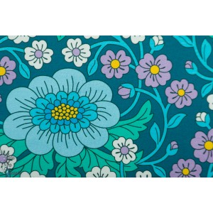 Jersey Lena Turquoise intage in my heart